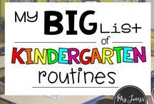 kindergarten!!