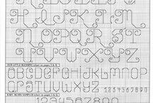 Alfabeti puntocroce