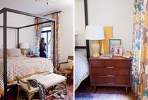 home | bedroom / by The Eclectic Press