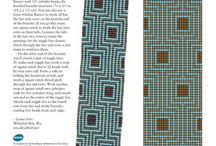 wzory na krosno geometryczne
