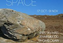 25th Interim Exhibition / Hamni Gallery is pleased to announce the 25th Interim exhibition 'Breathing Space' by a group of international artists responding to the above theme.  Please join our Private view on Thursday 17 October 6-9pm  RSVP: info@hanmigallery.co.uk Exhibition runs 17th Oct -  9 Nov 2013 12-6pm daily  Hanmi Gallery, 30 Maple Street, London W1T 6HA