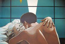 "inspiration: POSTERS: MOVIES: ""HIROSHIMA MON AMOUR"" (1959)"
