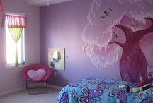 Pixie hollow room!