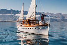 Come sail with me... / Sail boats, fishing boats, yachts...