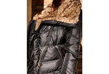 Kurtka Damska Puchówka z Futrzanym Kołnierzem Hit Wiosnę Jesień Zimę model #117 FASHIONAVNUE