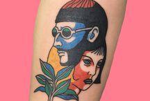 Needle Art, Tattoo