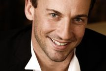 Simon Bree (Craig Parker) / I see Craig Parker Playing the role of Simon Bree in Oracle, my debut novel. He is an Englishman living in the U.S., working for Dionysus.