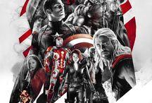 Avengers/Marvel