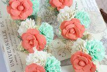 Flower crosages