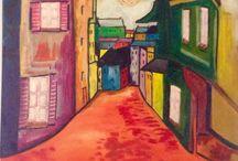 Mes créations / Toiles ......peintures....✨✨✨✨✨