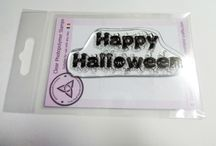 Halloween & Gothic Stamps