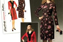 Sewing Patterns : SIMPLICITY RETRO