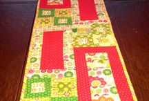 Table runner / by Shabby & Co.