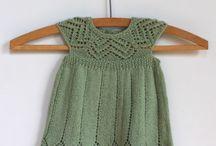 crochet robe enfant