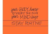 Positive mind, positive heart