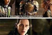 Tom Hiddleston (or Loki, or both) <3