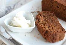Recepten / Brood, Cake