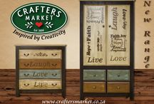 Crafters in our Stores / Find the perfect Gift or something unique and new for your home to create your own style.