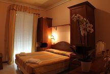 Le camere dell' Hotel a Milano Marittima Villa Pina