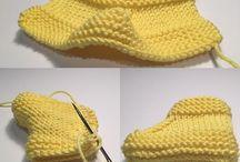 Zapato tos de bebe