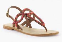 Sandales perles koffi