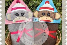 French frills birthday bash wish list / Embroidery designs