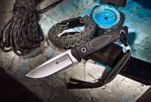 Ножи для выживания / Ножи для выживания, как правило, - универсальны! Главное предназначение такого орудия - выживание в экстремальных условиях. Это и надежное оружие для самозащиты, и верный помощник в туристическом походе.