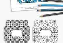 ✦ Freebies | Printables | Geschenke von Dunkelgefunkel / Hier findest du alle kreativen Printables und Freebies von Dunkelgefunkel