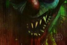 Evil Clovn
