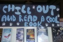 my book displays