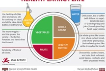 Healthy Eating & Living / by Deidre Elise
