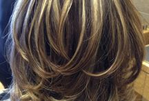 Peinados, color de cabello