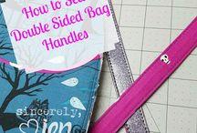 Bag Making Tutorials