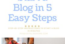 Lifestyle Blogging / Lifestyle blogging: From tips and tricks to how-to guides and more!