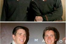 Oiver and James Phelps