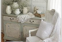 DIY Shabby Chic Decorating Ideas