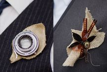 Wedding - Boutonnieres & Badges