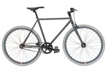 Our Bikes: Ride On / Foldings and Fixies and Cities, oh my!