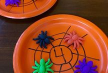 Halloween Math Centers-Kindergarten