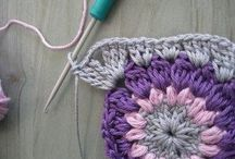 crochet, varios