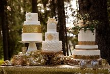 Wedding Cakes / Who could resist these delicious wedding cakes? Simply beautiful and without a doubt absolutely delightful!