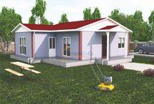 Prefabricated Villas / Prefabricated Luxury Villas