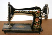 Vintage sewing / Old sewing notions, ads, machines.. / by Anna Tuomisalo
