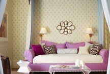 Carpet girls bedroom