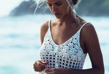 crochet and knitted summer wear
