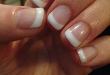 acrylic nails short