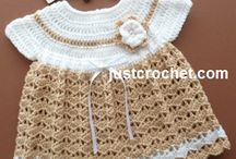 baby dresses crochet