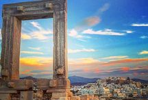 Naxos island Greece / my island Naxos-Greece
