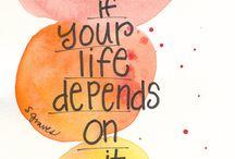 Be Encouraged  / by Sabrina Raines