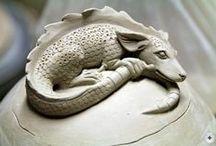 Skulpturen-Tier